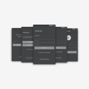 Starter Wireframe Kit Product